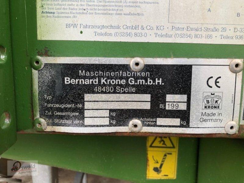 Tandemkipper des Typs Krone 220/8, Gebrauchtmaschine in Regen (Bild 3)
