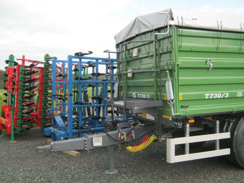 Tandemkipper des Typs Metal-Fach T 730, Neumaschine in Weißenstadt (Bild 3)