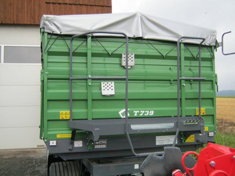 Tandemkipper des Typs Metal-Fach T 730, Neumaschine in Weißenstadt (Bild 7)