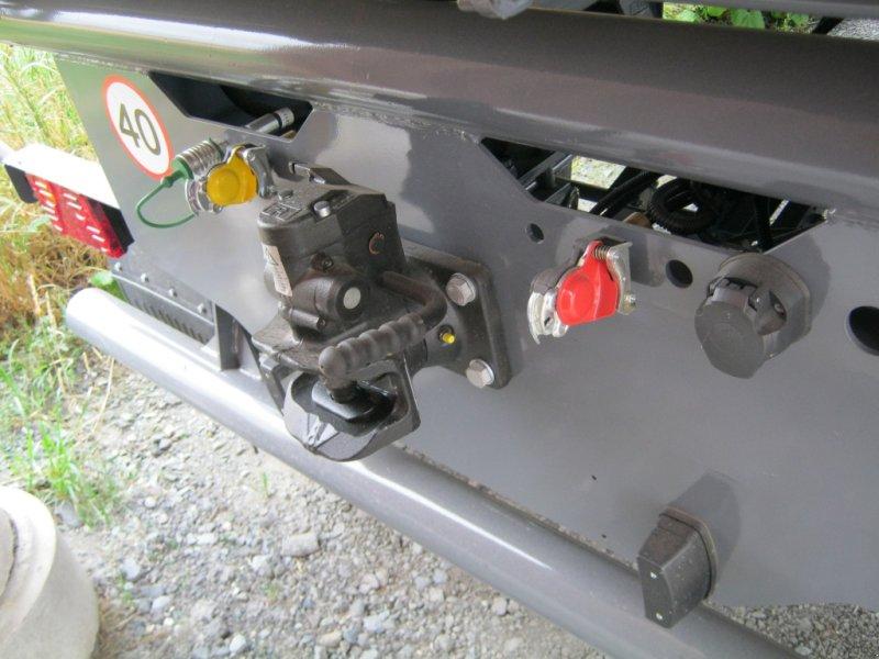 Tandemkipper des Typs Metal-Fach T 730, Neumaschine in Weißenstadt (Bild 5)