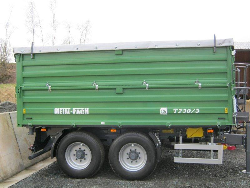 Tandemkipper des Typs Metal-Fach T 730, Neumaschine in Weißenstadt (Bild 10)