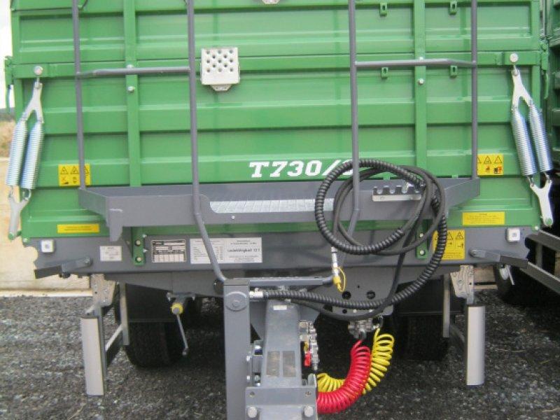 Tandemkipper des Typs Metal-Fach T 730, Neumaschine in Weißenstadt (Bild 6)