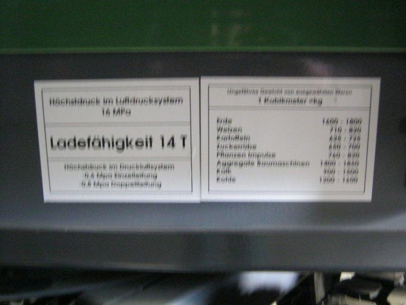Tandemkipper des Typs Metal-Fach T 730, Neumaschine in Weißenstadt (Bild 15)