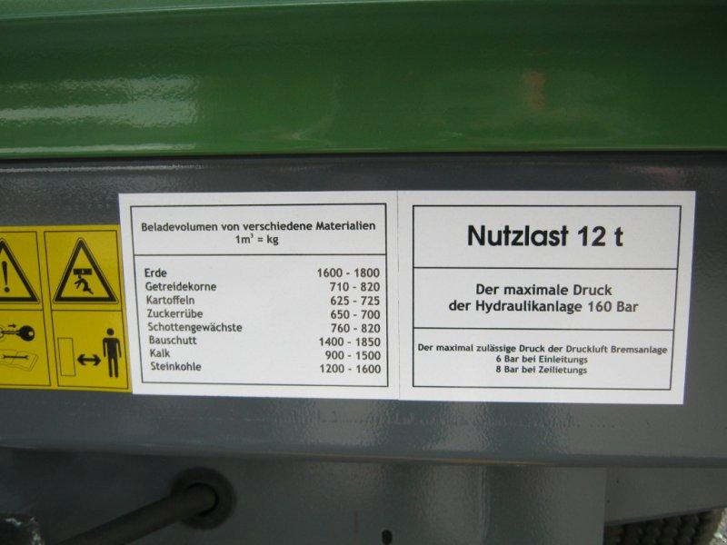 Tandemkipper des Typs Metal-Fach T 730, Neumaschine in Weißenstadt (Bild 4)
