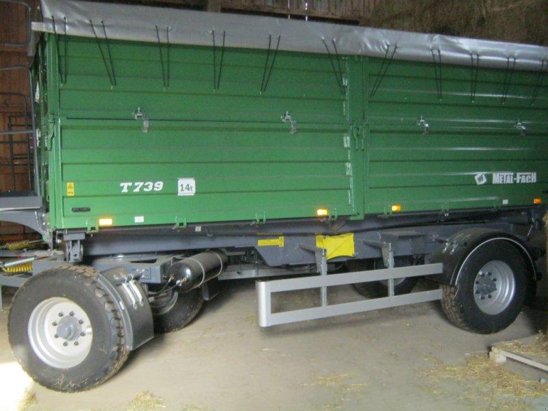 Tandemkipper des Typs Metal-Fach T 730, Neumaschine in Weißenstadt (Bild 22)