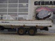 Müller-Mitteltal 10,5 Tonnen Tieflader mit Alu Rampen/Dreiseitenkipper Tandemkipper