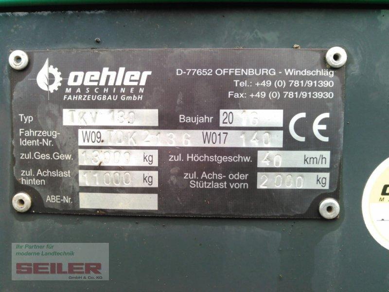 Tandemkipper des Typs Oehler TKV 130, Gebrauchtmaschine in Burghaslach (Bild 13)