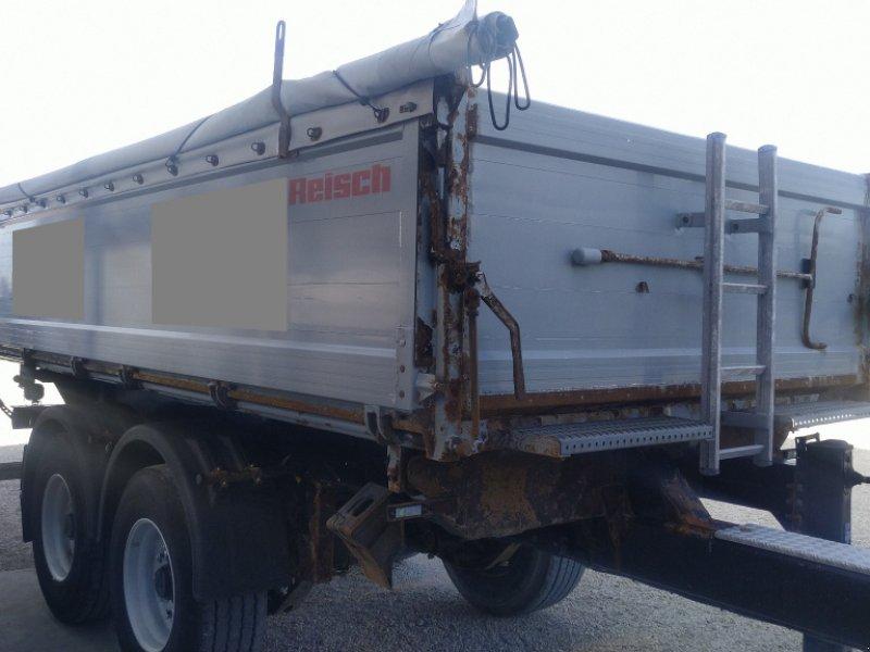 Tandemkipper typu Reisch 18 Tonnen Tandem Dreiseitenkipper LKW Anhänger 18 To, Gebrauchtmaschine w Großschönbrunn (Zdjęcie 7)