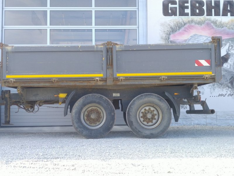 Tandemkipper des Typs Reisch 18 Tonnen Tandem Dreiseitenkipper, Gebrauchtmaschine in Großschönbrunn (Bild 1)