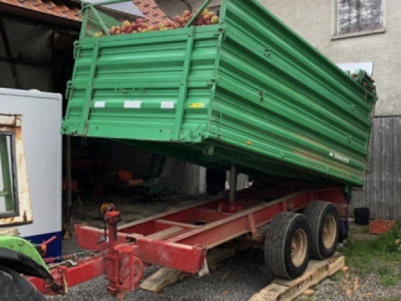 Tandemkipper типа Reisch 8t, Gebrauchtmaschine в Ostrach (Фотография 1)
