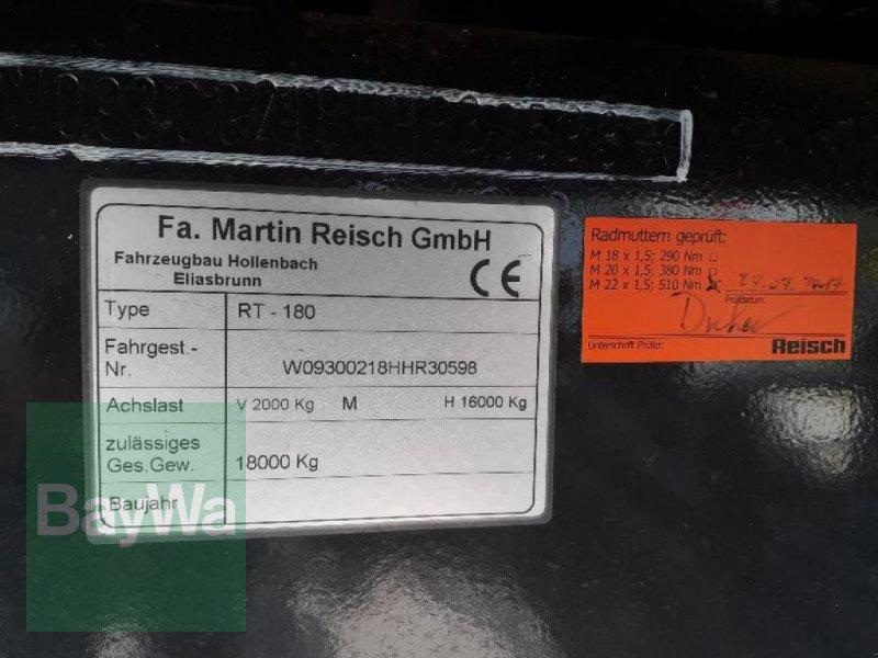 Tandemkipper des Typs Reisch RT-180, Gebrauchtmaschine in Wielenbach (Bild 6)