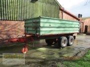 Reisch T 80 Tandem-Dreiseitenkipper Tandem axle tipping trailer