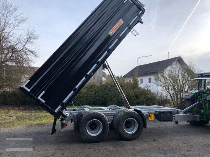 Tandemkipper des Typs Schwaighofer 22to Schwerlastkipper HARDOX, Neumaschine in Eging am See (Bild 4)