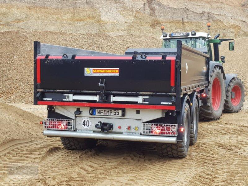 Tandemkipper des Typs Schwaighofer 22to Schwerlastkipper HARDOX, Neumaschine in Eging am See (Bild 22)