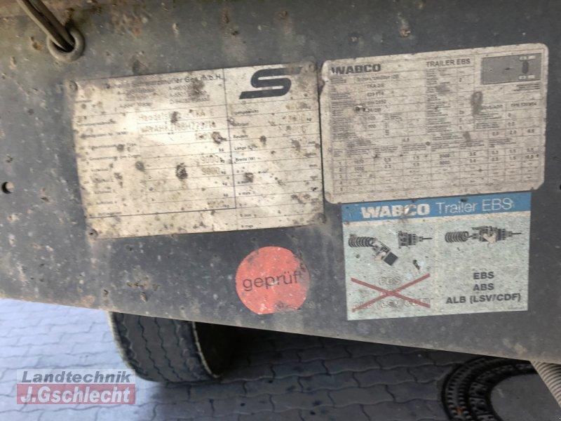 Tandemkipper des Typs Schwarzmüller Kipper, Gebrauchtmaschine in Mühldorf (Bild 7)