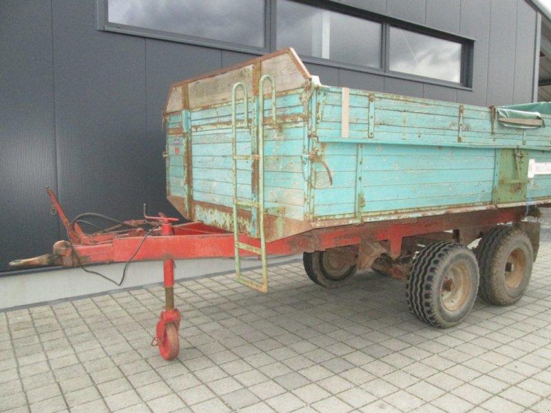 Tandemkipper des Typs Unsinn Tandem 8 Tonnen Kipper, Gebrauchtmaschine in Wülfershausen an der Saale (Bild 2)