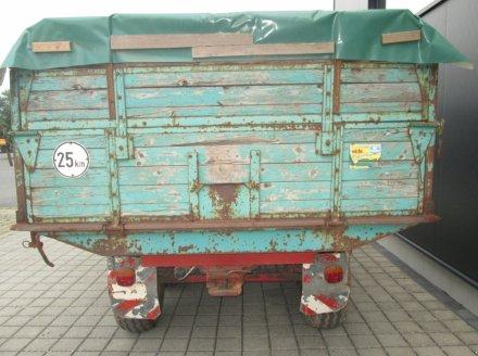 Tandemkipper des Typs Unsinn Tandem 8 Tonnen Kipper, Gebrauchtmaschine in Wülfershausen an der Saale (Bild 3)