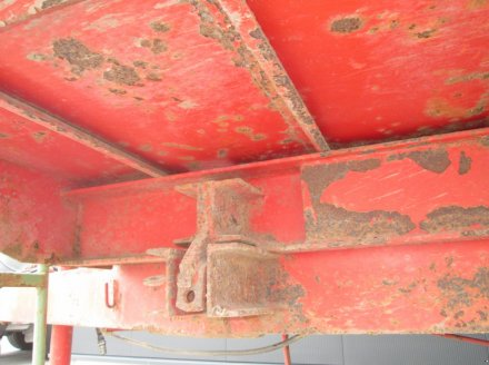 Tandemkipper des Typs Unsinn Tandem 8 Tonnen Kipper, Gebrauchtmaschine in Wülfershausen an der Saale (Bild 9)