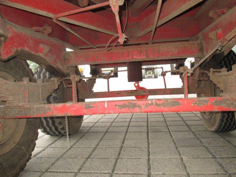 Tandemkipper des Typs Unsinn Tandem 8 Tonnen Kipper, Gebrauchtmaschine in Wülfershausen an der Saale (Bild 10)
