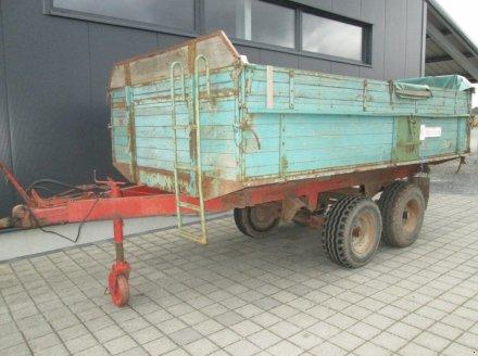 Tandemkipper des Typs Unsinn Tandem 8 Tonnen Kipper, Gebrauchtmaschine in Wülfershausen an der Saale (Bild 16)