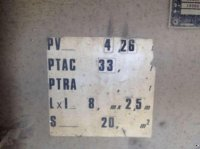 DYNAPAC CC1200-VI Тандемный ролик с вибрирующим валком