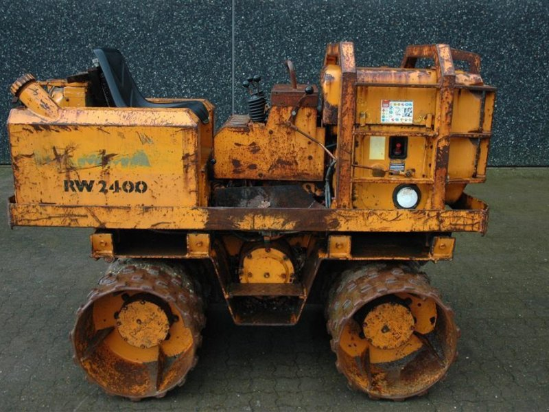 Tandemvibrationswalze типа Rammax RW 2400, Gebrauchtmaschine в Roslev (Фотография 1)