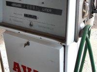 Avia Zapfsäule Tankanlage