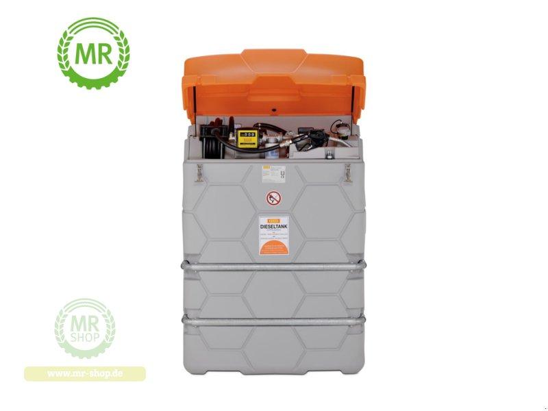 Cemo CUBE Dieseltank 1.000 Liter Tankanlage