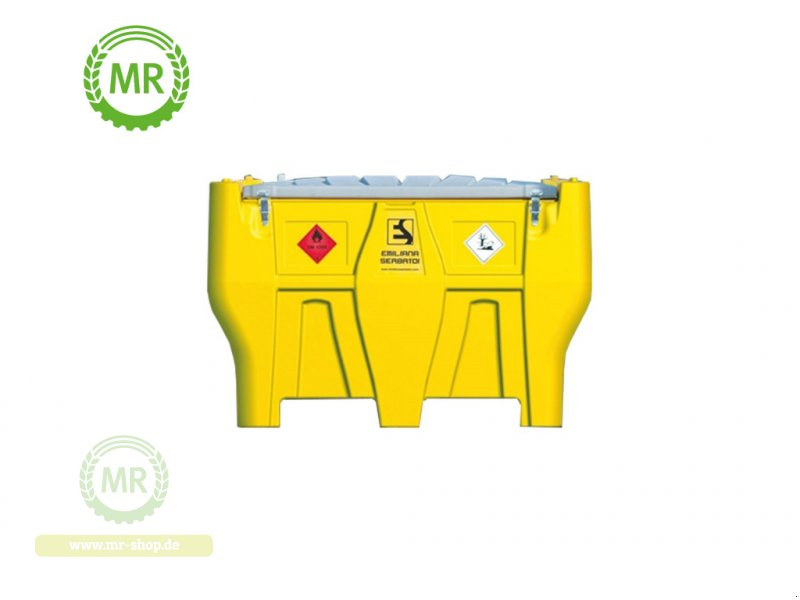 Bild Emiliana Serbatoi Carrytank PickUp Diesel + AdBlue® Kombitank 400+50l