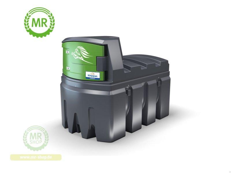 Kingspan Dieseltank FuelMaster 2.500 Liter Tankanlage