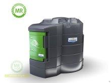 Tankanlage tip Kingspan Dieseltank FuelMaster 5.000 Liter, Neumaschine in Saerbeck (Poză 1)
