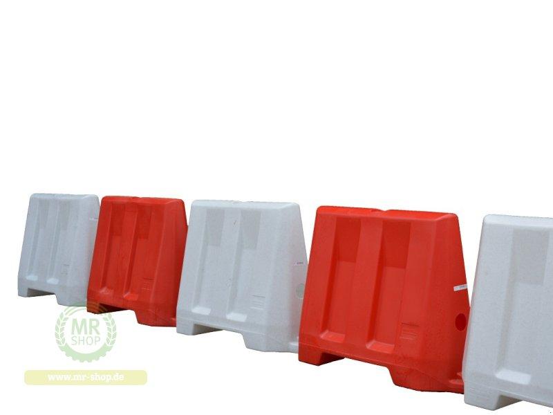 Tankanlage типа Kingspan Mobile Fahrbahnbegrenzungen von Kingspan Variante 1, rot, Neumaschine в Saerbeck (Фотография 1)