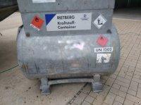 Rietbergwerke Kraftstoffcontainer IBC Tankanlage