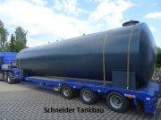 Schneider Dieseltankstelle Lagerbehälter Stahltank Lagertank Tankanlage