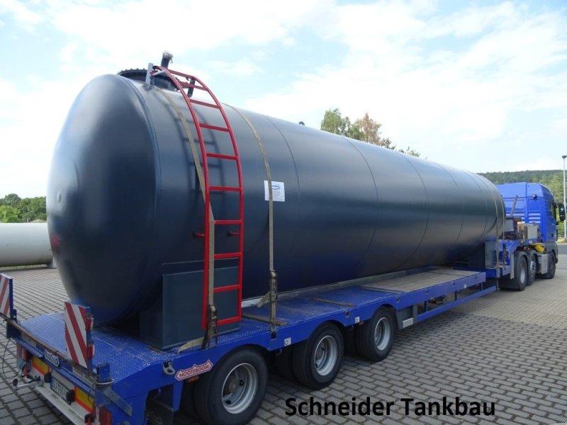 Tankanlage del tipo Schneider Dieseltankstelle Lagertank Lagerbehälter Stahltank, Gebrauchtmaschine en Söhrewald (Imagen 1)