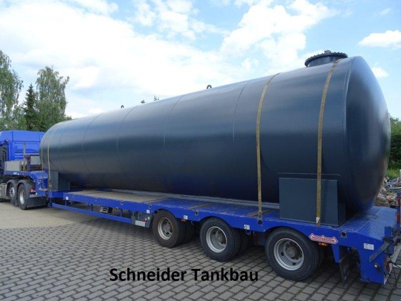 Tankanlage des Typs Schneider Dieseltankstelle Lagertank Lagerbehälter Stahltank, Gebrauchtmaschine in Söhrewald (Bild 1)