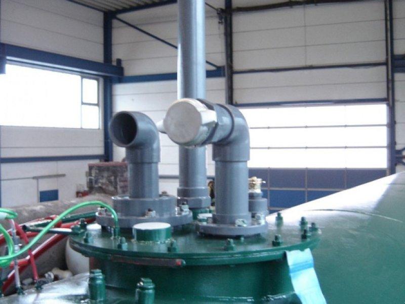 Tankanlage del tipo Schneider Düngerlager AHL ASL Stahltank, Gebrauchtmaschine en Söhrewald (Imagen 3)