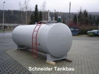 Schneider Heizöltank Betriebstankstelle Dieseltank Stahltank Tankanlage