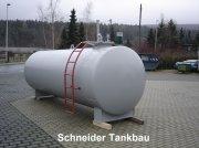 Tankanlage del tipo Schneider Hoftankstelle Dieseltank Heizöltank Stahltank, Neumaschine en Söhrewald