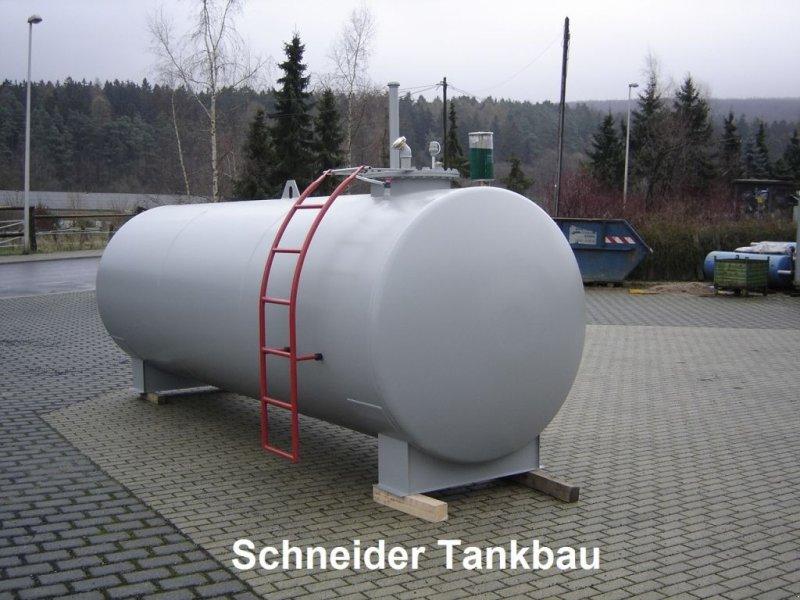 Tankanlage typu Schneider Hoftankstelle Dieseltank Heizöltank Stahltank, Neumaschine v Söhrewald (Obrázok 1)