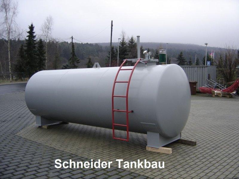 Tankanlage a típus Schneider Hoftankstelle Dieseltank Heizöltank Stahltank, Neumaschine ekkor: Söhrewald (Kép 1)