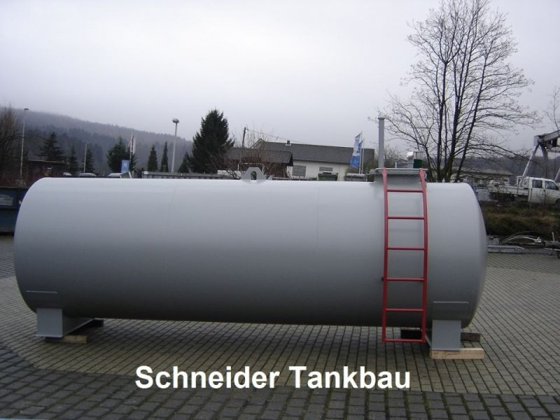 Tankanlage typu Schneider Hoftankstelle Dieseltank Heizöltank Stahltank, Neumaschine v Söhrewald (Obrázok 3)