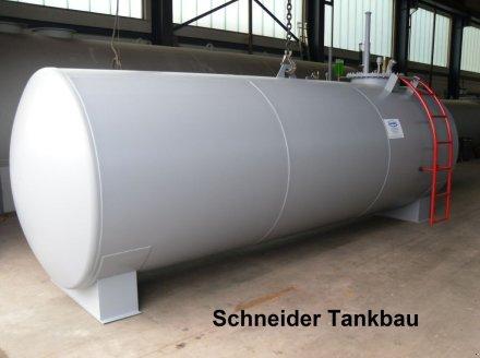 Tankanlage del tipo Schneider Hoftankstelle Dieseltank Heizöltank Stahltank, Neumaschine en Söhrewald (Imagen 6)