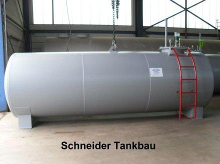 Tankanlage del tipo Schneider Hoftankstelle Dieseltank Heizöltank Stahltank, Neumaschine en Söhrewald (Imagen 5)