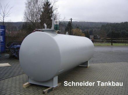 Tankanlage del tipo Schneider Hoftankstelle Dieseltank Heizöltank Stahltank, Neumaschine en Söhrewald (Imagen 4)
