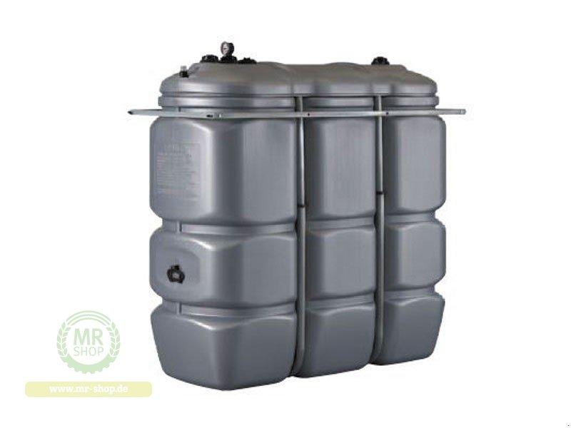Tankanlage типа Schütz Doppelwandiger Vorrats- und Entsorgungstank aus HDPE 1.500 Liter, Neumaschine в Saerbeck (Фотография 1)