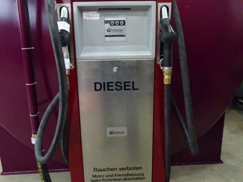 Tankanlage typu Sonstige Dieseltank, Gebrauchtmaschine v Söhrewald (Obrázok 4)