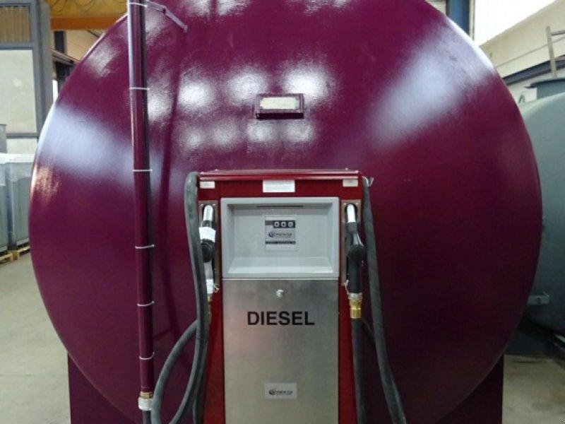 Tankanlage typu Sonstige Dieseltank, Gebrauchtmaschine v Söhrewald (Obrázok 3)
