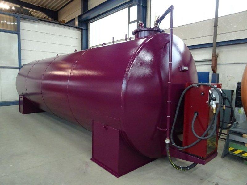 Tankanlage des Typs Sonstige Dieseltank, Gebrauchtmaschine in Söhrewald (Bild 1)