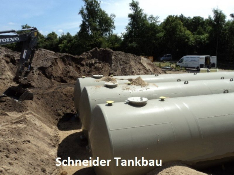 Tankanlage des Typs Sonstige Erdtank, Neumaschine in Söhrewald (Bild 1)